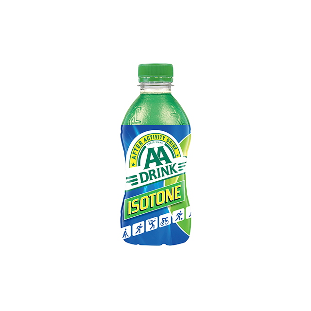 Eurovending Aa drink Isotone