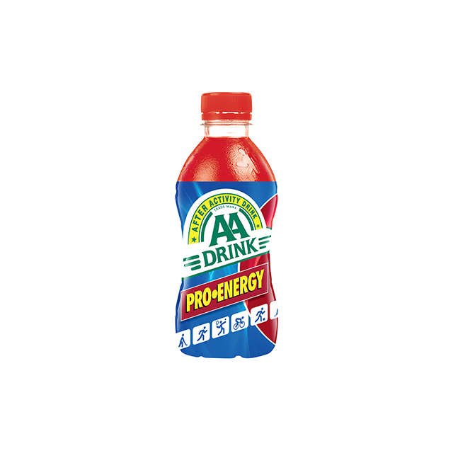 Eurovending Aa drink Pro-Energy