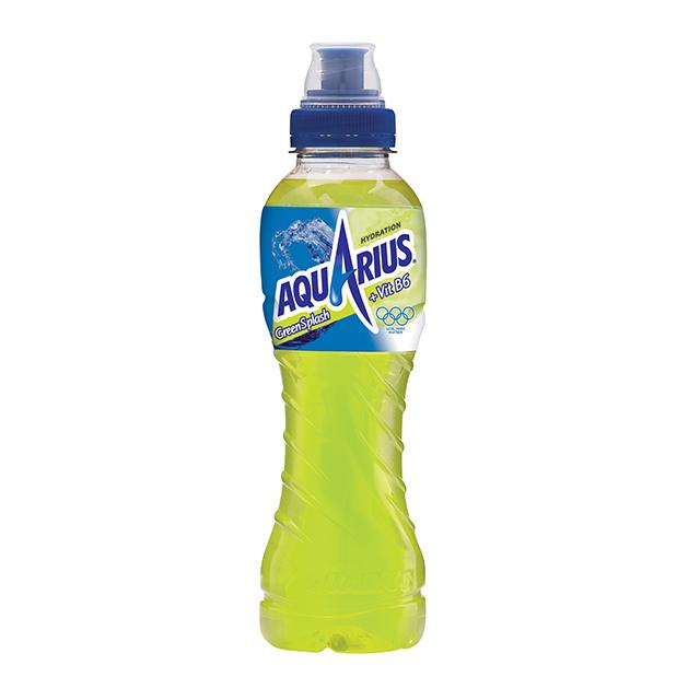 Eurovending Aquarius Green Splash Fles