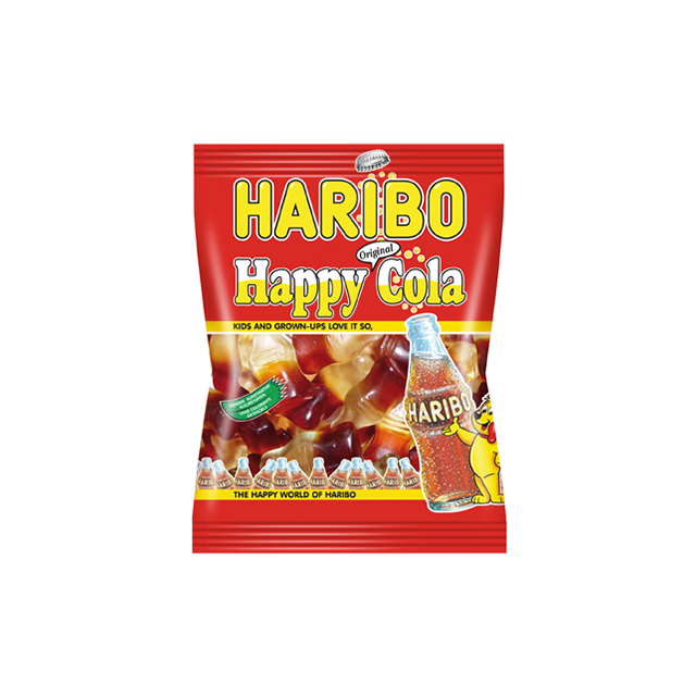 Eurovending Haribo Cola