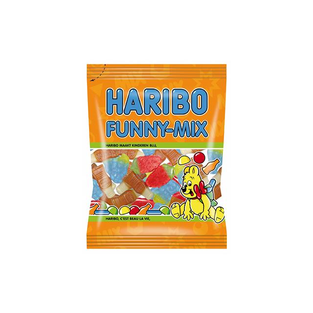 Eurovending Haribo Funny Mix
