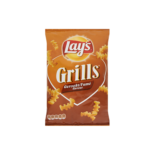 Eurovending Lays Grills