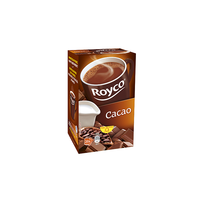 Eurovending Royco Cacao