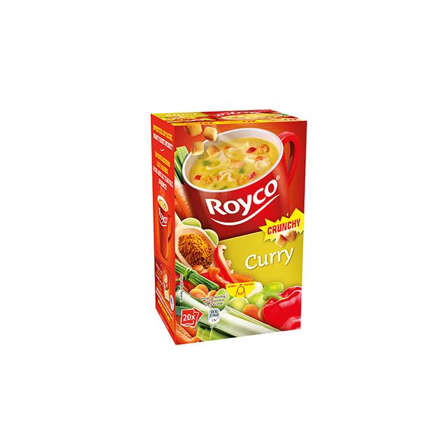 Eurovending Royco Curry