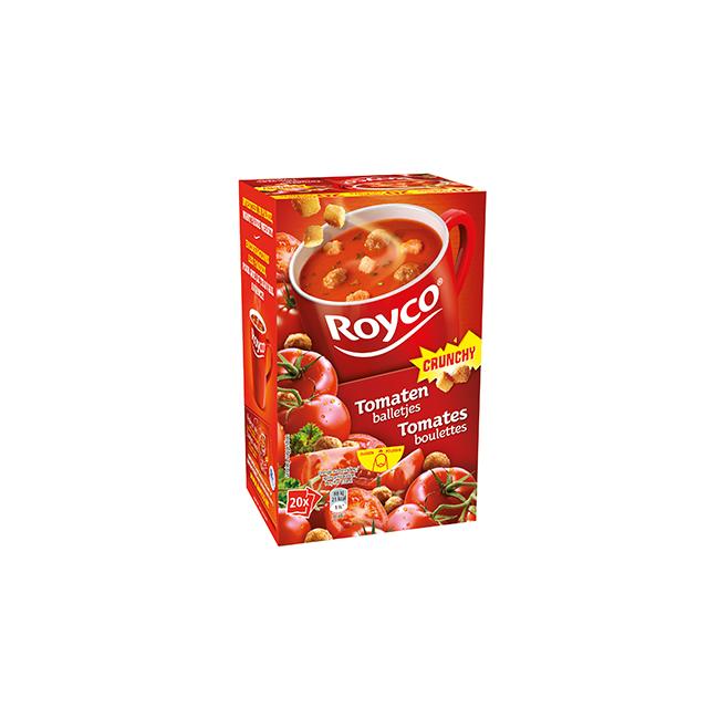 Eurovending Royco Tomaten met balletjes
